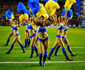 peut Cheerleaders datant joueurs